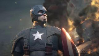 Captain America: Super Soldier Launch Trailer