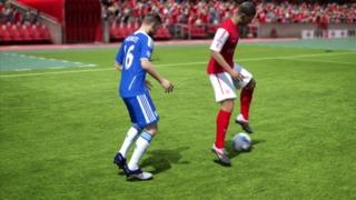 FIFA Soccer 13 Sizzle Trailer