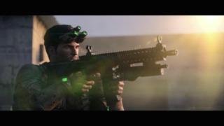 Splinter Cell Blacklist Announcement Trailer