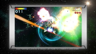 Starfox 64 3D - Official Comic-Con Trailer