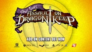 Tiny Tina's Assault on Dragon Keep - Launch Trailer