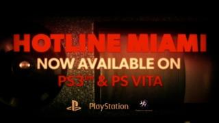 Hotline Miami - PlayStation Launch Trailer
