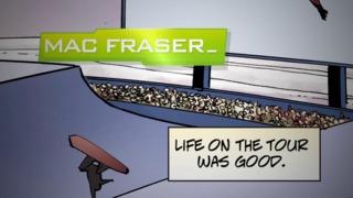 SSX - Mac Fraser Trailer