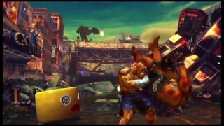 Street Fighter X Tekken - Gameplay #1 Trailer