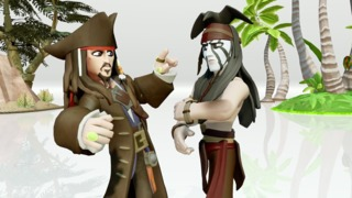 Disney Infinity - Captain Jack Sparrow meets Tonto