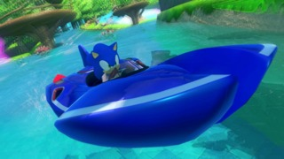 Sonic & All-Stars Racing Transformed Official Trailer