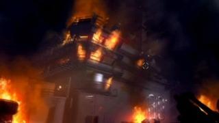 Crysis Gameplay Movie 3