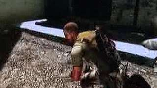 Tom Clancy's Splinter Cell Double Agent Gameplay Movie 1