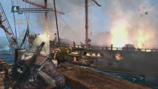 Assassin's Creed IV: Black Flag - Pirate Combat Gameplay Trailer