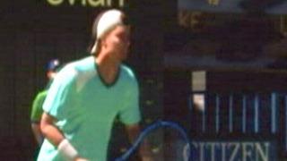 Virtua Tennis 3 Gameplay Movie 1