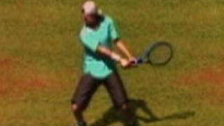 Virtua Tennis 3 Gameplay Movie 2