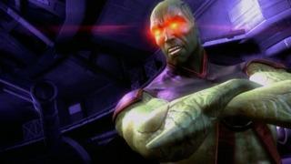 Injustice: Gods Among Us - Martian Manhunter DLC Trailer