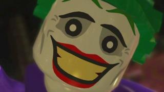 Talking Minifigures - LEGO Batman 2: DC Super Heroes Trailer