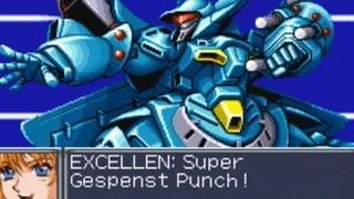 Super Robot Taisen: Original Generation Gameplay Movie 3