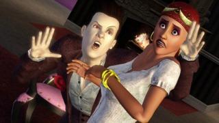 The Sims 3 Supernatural Announcement Trailer