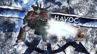 Warhammer 40,000: Space Marine - Multiplayer Trailer