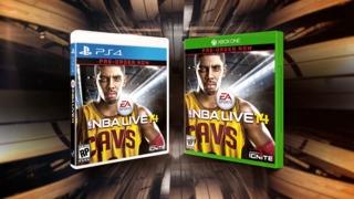 NBA Live 14 - Cover Athlete Announcement
