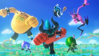 Sonic: Lost World - Color Powers Trailer