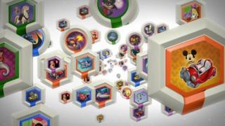 Disney Infinity - Power Discs Trailer