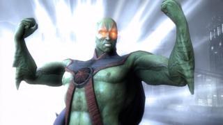 Injustice: Gods Among Us - Martian Manhunter Character History