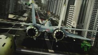 Ace Combat: Assault Horizon Gamescom Trailer