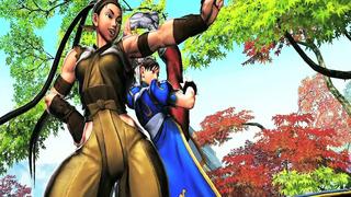 Street Fighter X Tekken Gamescom 2011 Trailer