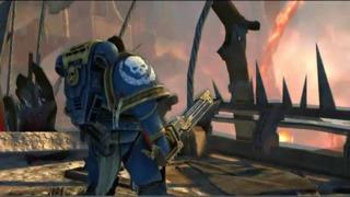 Warhammer 40,000: Space Marine Official Trailer
