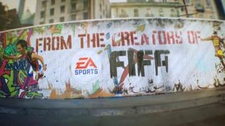 Gamescom 2011: FIFA Street - First Look Gamescom Trailer