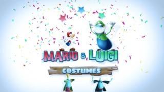 Rayman Legends - Mario & Luigi Costumes Trailer