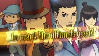 Professor Layton vs. Ace Attorney - Official Trailer