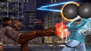 Tekken: Dark Resurrection Gameplay Movie 4