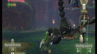 The Legend of Zelda: Skyward Sword Leap of Faith Trailer