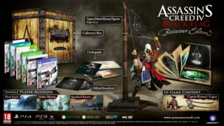 Assassin's Creed IV: Black Flag - Buccaneer Edition Unboxing