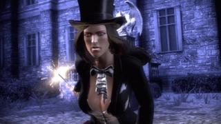 Injustice: Gods Among Us - Zatanna Character History