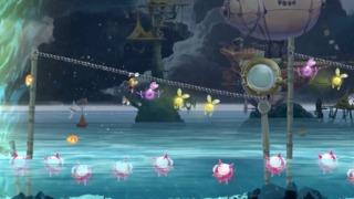 Rayman Legends - Gloo Gloo Music Level Trailer