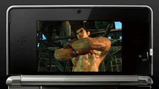 Gamescom 2011: Tekken 3D Prime Edition - Gameplay Trailer