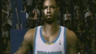 NBA 07 Gameplay Movie 1