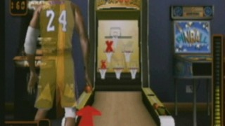 NBA 07 Gameplay Movie 3
