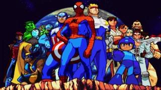 Marvel vs. Capcom Origins Announcement Trailer
