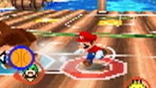 Mario Hoops 3 on 3 Gameplay Movie 1