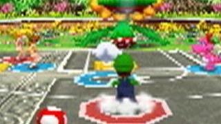 Mario Hoops 3 on 3 Gameplay Movie 3