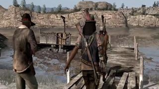 Red Dead Redemption Outlaws to the End Trailer