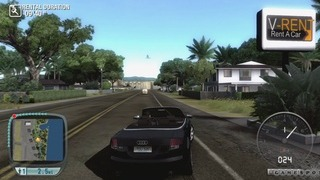 Test Drive Unlimited Gameplay Movie 12