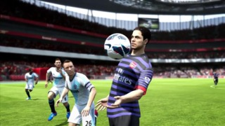 FIFA Soccer 13 - Arssenal Away Kit Trailer