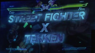 Street Fighter X Tekken Comic-Con 2012 Trailer