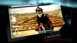 Assassin's Creed: Revelations Animus Edition Trailer