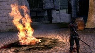 Dark Messiah of Might and Magic Gameplay Movie 10