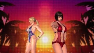 Tekken Tag Tournament 2 - Big Bikini Bundle Trailer
