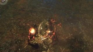 The Witcher Gameplay Movie 1
