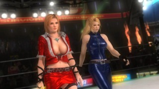 Tina and Jann Lee - Dead or Alive 5 Character Vignette Trailer